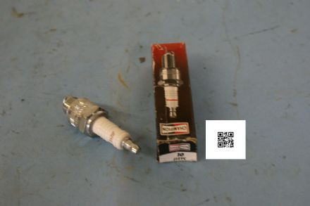 1969-1973 Jensen Interceptor Spark Plug, Champion J12YC, New In Box